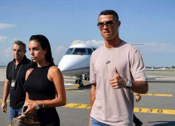 """Ronaldo, la Torino pentru a finaliza transferul său la """"Bătrâna Doamnă"""""""