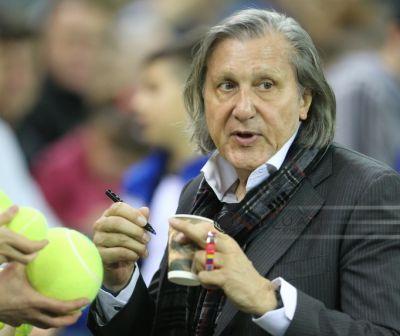 Fed Cup. Ilie Năstase, optimist înaintea semifinalei împotriva Franţei de la Rouen