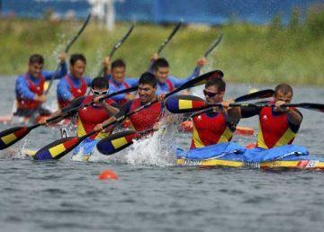O nouă medalie pentru România, la Campionatele Europene de kaiac-canoe Under 23