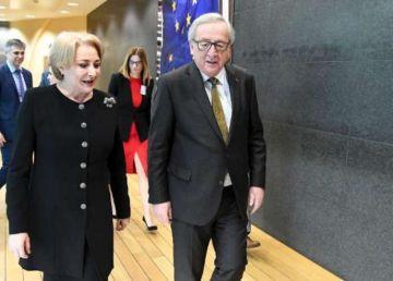 Ce a discutat premierul Dăncilă cu oficialii de la Bruxelles