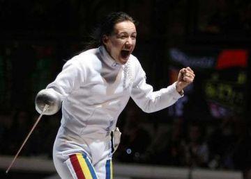 Medalie de aur pentru Ana-Maria Popescu la Grand Prix-ul de spadă de la Budapesta