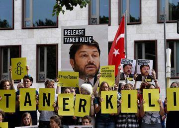 Preşedintele Amnesty Internaţional Turcia, eliberat din închisoare
