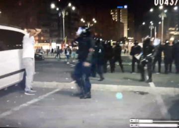 """""""Imaginile cu jandarmii care lovesc oameni cu mâinile ridicate au fost trucate"""", spune Norica Nicolai"""