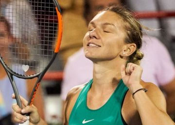Simona Halep, în finala de la Rogers Cup. Super meci al liderului mondial al WTA