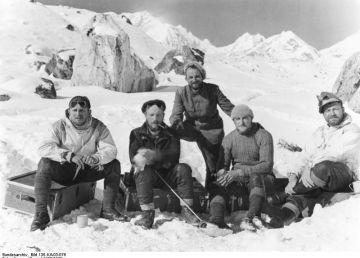 Ernst Schafer şi expediţia nazistă din Tibet