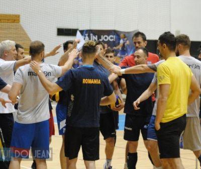 Naţionala de volei masculin a debutat cu dreptul în preliminariile CE din 2019