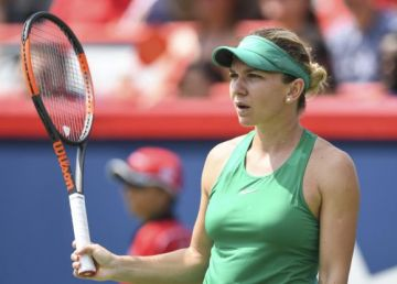 Super victorieee!!! Simona Halep a câștigat Rogers Cup