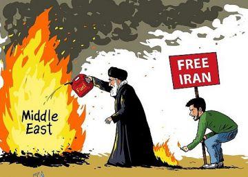 Intermezzo spre un nou conflict: Iran