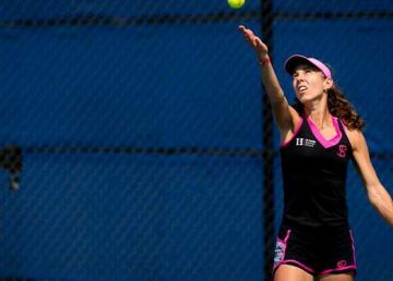 Victorie pentru Mihaela Buzărnescu la WTA Elite Trophy