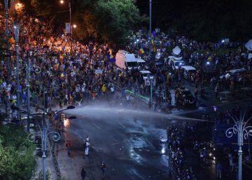 Un secretar de stat din MAI, explicații despre violențele din 10 august