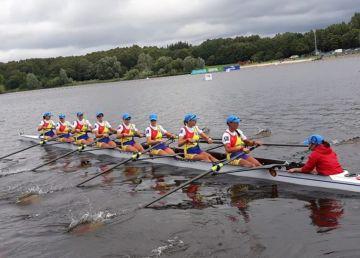 Cupa Mondială de Canotaj de la Rotterdam. România va participa cu 11 echipaje
