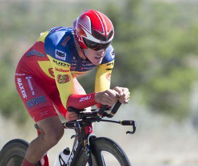 Serghei Țvetcov a câștigat Turul Ciclist al României