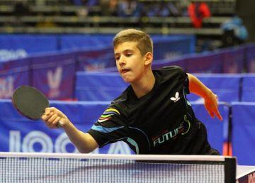 Cristian Pletea, marele câștigător al Europe Youth Top10 la tenis de masă