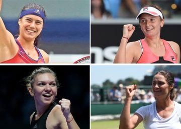 Simona Halep, pentru a 46-a săptămână în fruntea clasamentului WTA. Cum se poziționează celelalte sportive