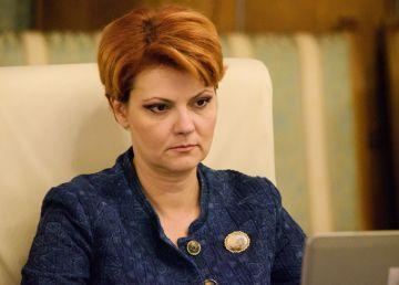 Olguța Vasilescu, clarificări privind legea salarizării