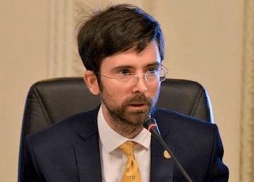 """""""PSD nu susţine reformele din justiţie şi anti-corupţie din R. Moldova"""". INTERVIU cu deputatul PNL Matei Dobrovie"""