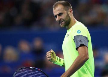 """Ascensiunea spectaculoasă a lui Marius Copil după meciul cu Roger Federer: """"Sper ca de acum încolo cariera mea s-o ia în sus"""""""
