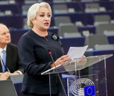 Vorica Dăncilă: Voi vota la referendum