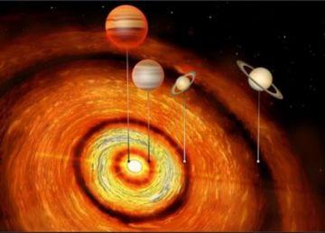4 planete gigantice, descoperite pe o stea la 500 de ani lumină de Terra
