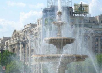 Fântâni arteziene de 9 milioane de euro în centrul Capitalei. Treabă pur românească