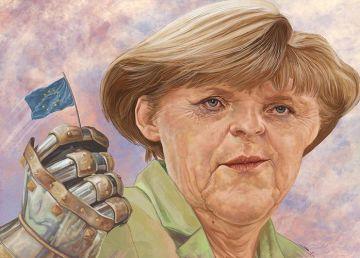 Auf Wiedersehen, Merkel!