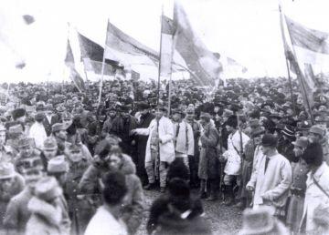 """Semnificația zilei de 1 Decembrie 1918. """"Este sfânta tresărire de bucurie a întregului popor român"""""""