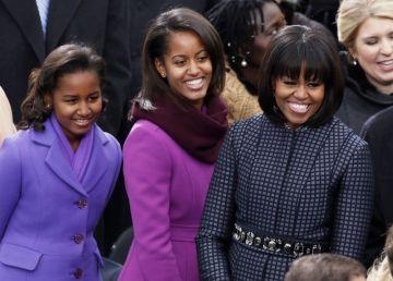 FOTO. Michelle Obama a mărturisit că fiicele sale au fost concepute in vitro