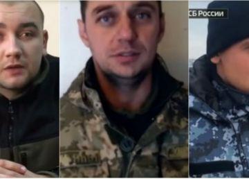 Video. Criză la Marea de Azov! Kremlinul a dat publicităţii primele înregistrări cu marinarii ucraineni reţinuţi la Kerci