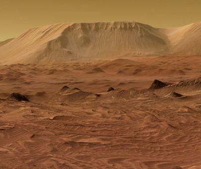 """NASA şi viitorul """"Planetei Roşii"""" (II)"""
