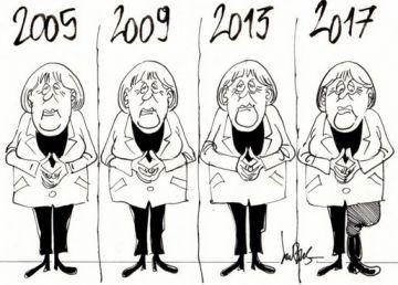 Epoca post-Merkel, Germany First?