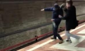 Video. Tragedie evitată în ultimul moment la metrou