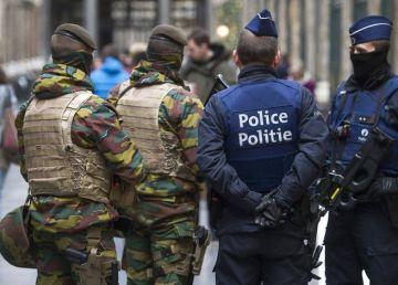 Atac cu armă albă la Bruxelles