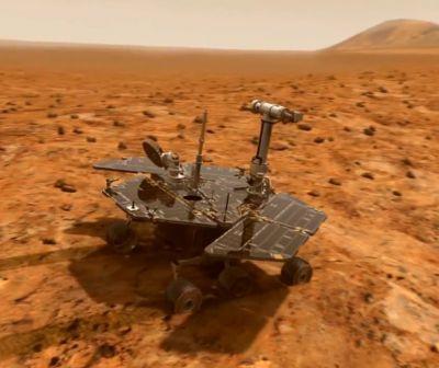 """NASA şi conspiraţia din jurul """"Planetei Roşii"""" (I)"""