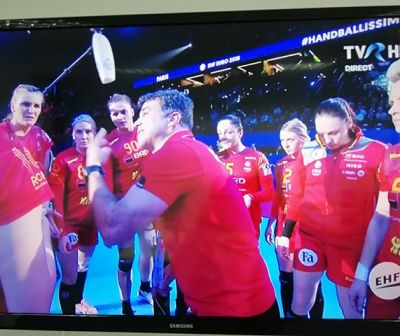România, spulberată de Rusia în semifinala CE de handbal de la Paris. S-a văzut absenţa Cristinei Neagu