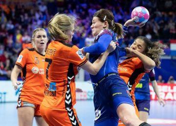 UPDATE.România a pierdut finala mică la CE de handbal de la Paris. Crina Pintea, cel mai bun pivot al turneului