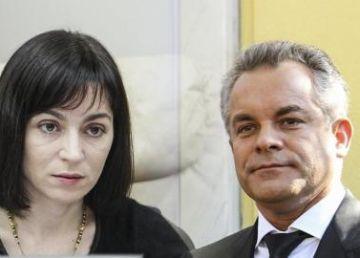 Apropierea campaniei electorală transformă R.Moldova în câmp de luptă. Presiuni şi intimidări în războiul dintre Plahotniuc şi Sandu