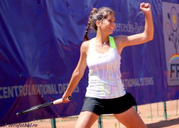 Noua speranță a tenisului feminin, calificare în finala de la Cairo