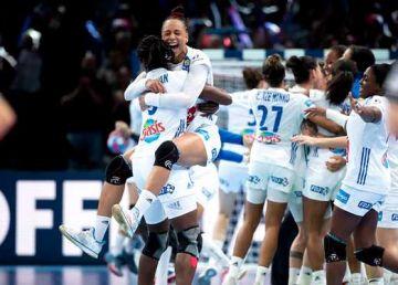 Franța a strălucit în finala CE de handbal cu Rusia.Trefilov, în lacrimi
