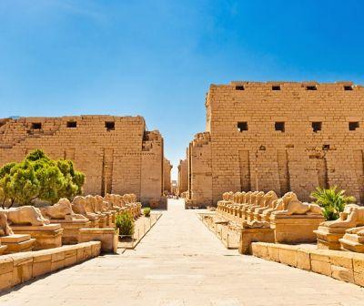 FOTO. Templul lui Amon-Ra din Karnak, locul sacru din inima Egiptului Antic