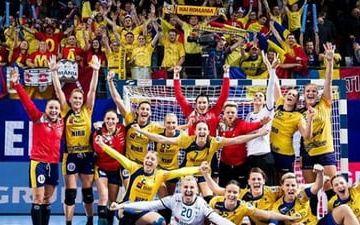 Handbal: Victorie remarcabilă în fața Norvegiei, marea favorită. Scor: 31-23