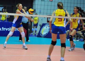 Super performanță pentru voleiul feminin. România a obținut biletele pentru Campionatul European