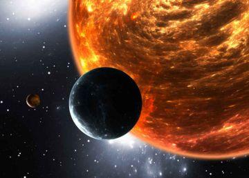 O nouă descoperire fabuloasă în astronomie. Exoplaneta, de trei ori mai mare decât Terra