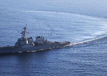 Alertă pentru flota rusă! Un distrugător american a intrat în Marea Neagră