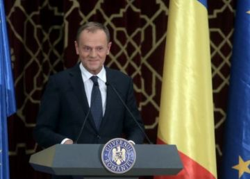 """Discursul lui Donald Tusk pe care românii nu-l vor uita niciodată: """"România are puterea de a fascina"""""""