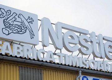 De ce își închide Nestle fabrica din România, iar sute de oameni vor rămâne șomeri