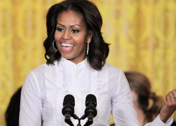 Cartea lui Michelle Obama se vinde ca pâinea caldă
