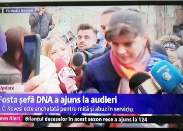 """UPDATE. Ziua Z pentru fosta şefă DNA la Secţia de Investigare a Magistraţilor. """"Acuzaţiile lui Sebastian Ghiţă nişte fabulaţii"""""""