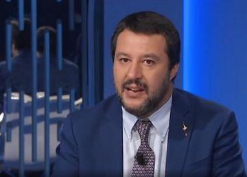 """Salvini şi-a schimbat radical discursul cu privire la comunitatea românească din Italia. """"Cea mai numeroasă și mai bine integrată"""""""
