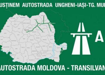 Autostrada Unirii scoate românii în stradă