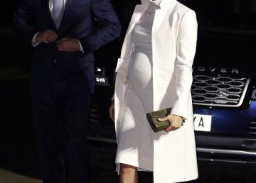 Bucurie la Palatul Kensington. Ducesa de Sussex, în concediu prenatal